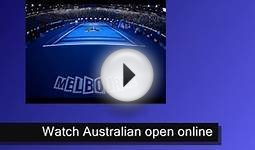 live Australian open tennis Coverage In HD