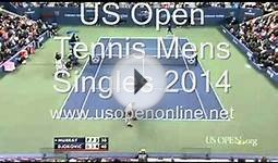 live tennis 2014 us open streaming