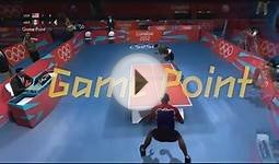 LONDON 2012 - Campaign Part 12 - Ping Pong Gold Medal