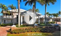 Luxury Lake Front Estate For Sale In Naples Florida