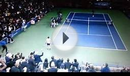 Match Point 2012 US Open Tennis Final Andy Murray V Novak