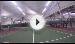 Midwest Tennis on Campus Championship Warmups