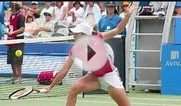 My Top 10 Favorite Female Tennis Players