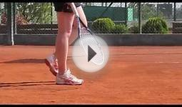Nadia first 15 hours in a Tennis court