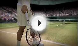 New: Grand Slam Tennis 2 HD video game trailer - PS3 X360