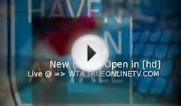 New Haven Open at Yale tennis live streaming - Tennis live