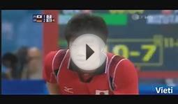 (NEW) Timo Boll vs Jun Mizutani Olympics 2008
