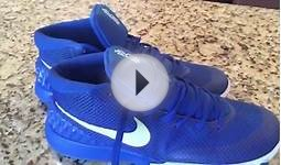 Nike Kyrie 1s Replica Duke Blue Devils Colorway from
