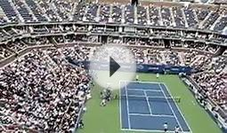NYC US Open Tennis Tournament(MVI 5516)