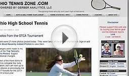 Ohio High School Girls Tennis - 2014