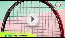 Prince EXO3 Hybrid 104 Tennis Express Racquet Review