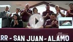 PSJA High School tennis player Lisa Carvajal signed with