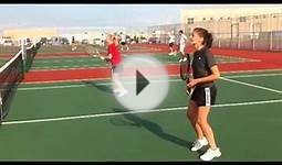 ROCORI Tennis Courts Officially Opened
