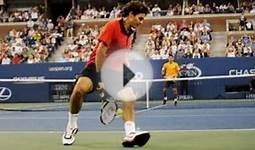 Roger Federer best point in tennis_history. US Open Semi