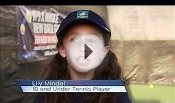 Shue Shines at 10 and Under Tennis in Indian Wells
