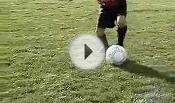 Soccer training for kids