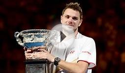 Stanislas Wawrinka - Winners speech (Australian Open