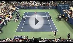 Stosur vs Kirilenko US Open 2011*