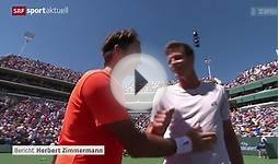 Tennis: ATP Indian Wells Viertelfinal, Federer - Berdych