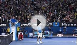 Tennis: Australian Open Final 2015, Live-Highlights