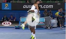 Tennis: Australian Open, Mixed-Final, Sieg Hingis/Paes
