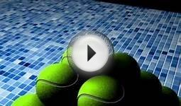 tennis Ball made in 3ds max By NAVNEET SAINI