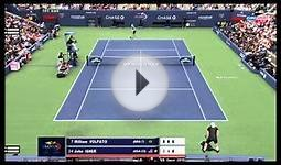 Tennis Elbow 2011 Volpato x Isner L16 US Open