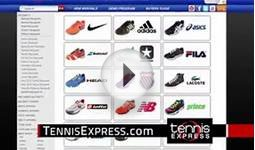 Tennis Express 30 Sec Shoe Commercial