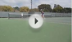Tennis Frolicking