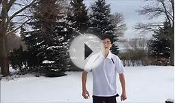Tennis High School Application Video 2015 Raymond Guo