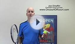 Tennis Instruction - Can You Really Watch the Ball Hit the