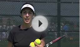 Tennis Preparation Tips : Tennis Shoes: What to Look For
