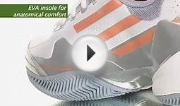 Tennis Shoes Dunlop Adidas Adizero Feather Women Tennis by