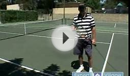 Tennis Tips For Beginners : The Layout of a Tennis Court