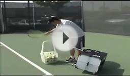 Tennis Tutor Tennis Ball Machine - Compare Tennis Tutor