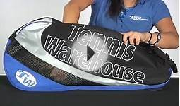 Tennis Warehouse 6 Pack Bag
