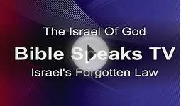 THE BIBLE SPEAKS TV SHOW :: 3/8/15 :: LOVE - ISRAELS