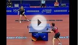Top 10 greatest table tennis shots of all time!