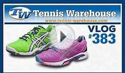 TW VLOG #383 - New & Exclusive Asics Tennis Shoes