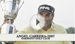 US OPEN 2012 Preview and Past Champions Tribute..