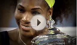 US Open 2013 - Kelly Rowland on Serena for ESPN