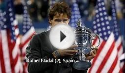 US Open Winners 2013 - US Open Tennis 2013 Winners List
