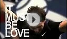 US Tennis Open 2011 Commercial - It Must Be Love