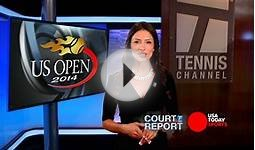 USA Today US Open Tennis Channel 2014