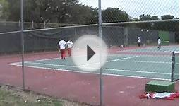 Van High School tennis 2009