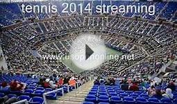 watch grand slam tennis US OPEN 2014 online
