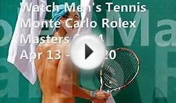 Watch Live Monte Carlo Tennis Live Streaming