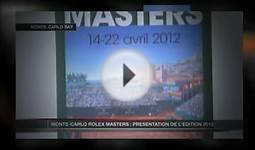Watch - Monte Carlo masters Rolex 2012 - stream tennis