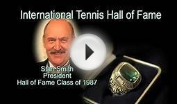 Watch Tennis Hall Of Fame Live On July 2012