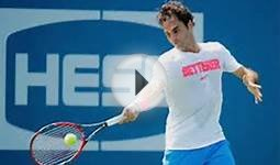 Watch us open 2014 Ladies Singles 3rd Round NOW